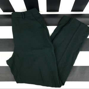 5 for $25 Forever 21 Contemporary Dark Green Pants